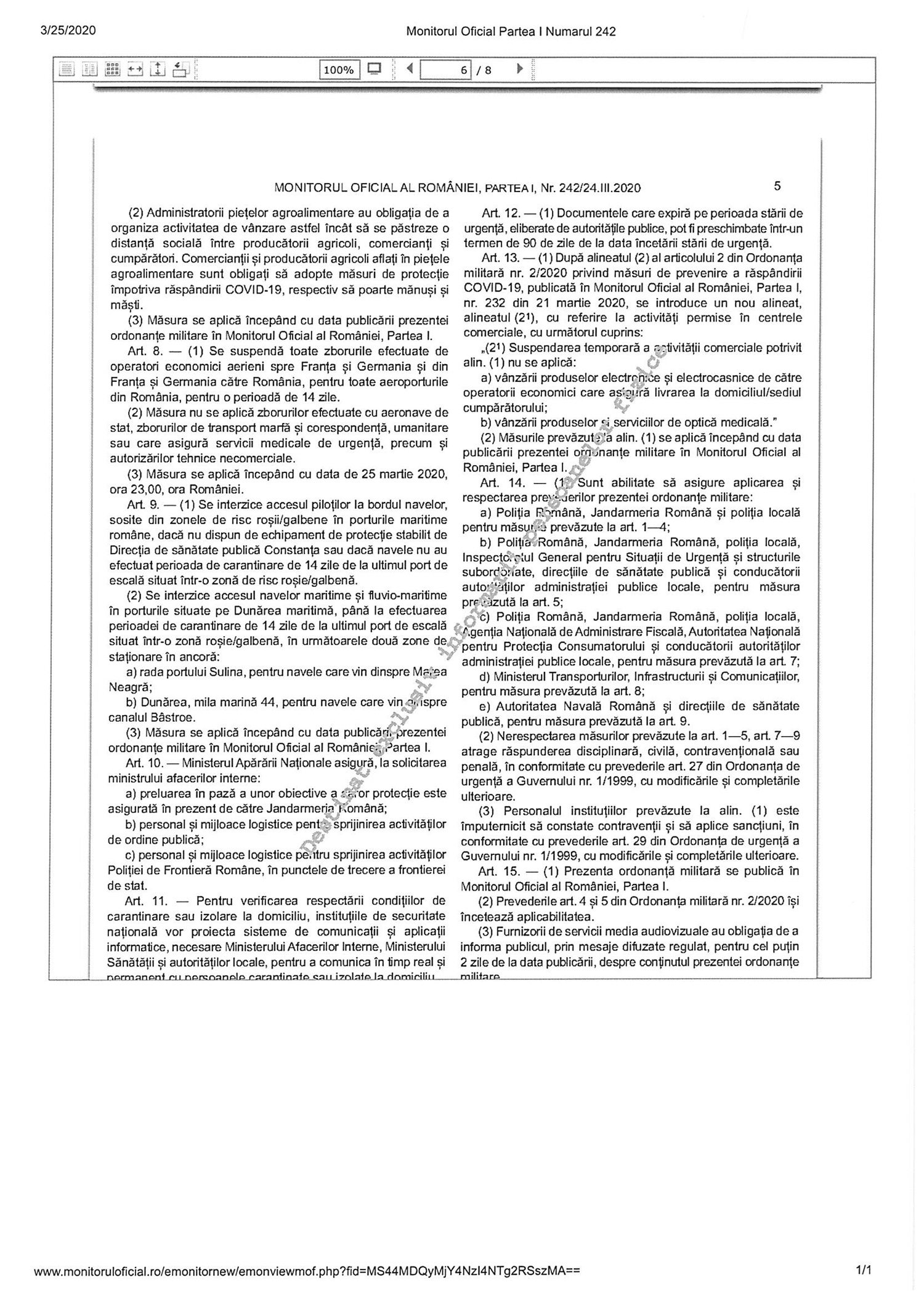 MOf 242 Ord Militara 3 din 2020 3
